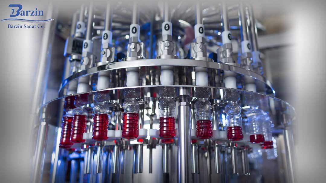 کارخانه تولید آب معدنی (1)