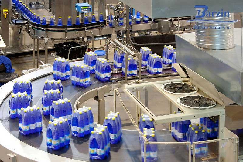 کارخانه تولید آب معدنی (3)