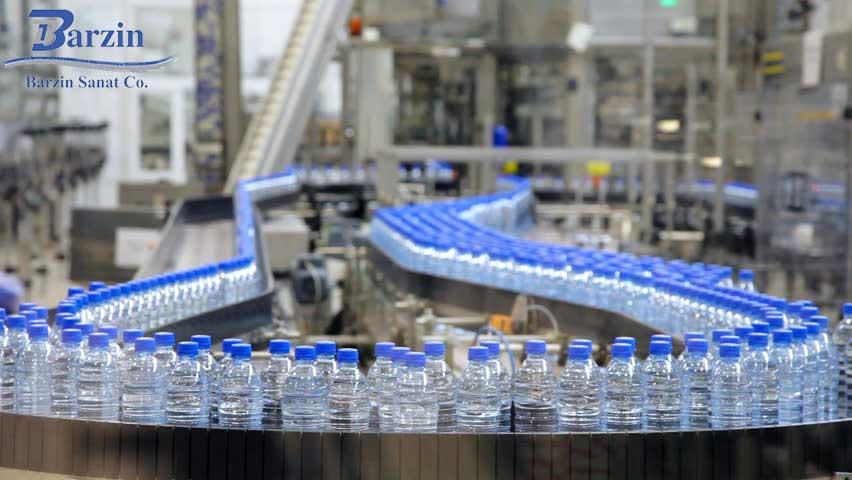 کارخانه تولید آب معدنی (6)